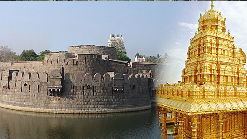 Vellore Golden Temple Tour Package from Chennai
