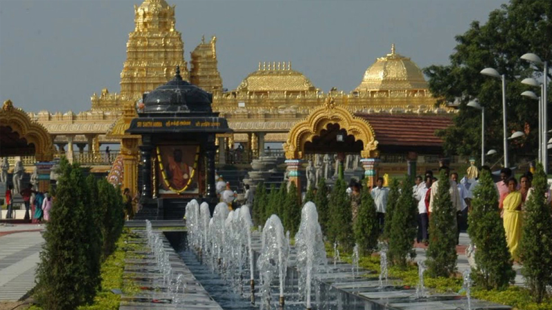 From Chennai to Vellore Golden Temple Tour Package