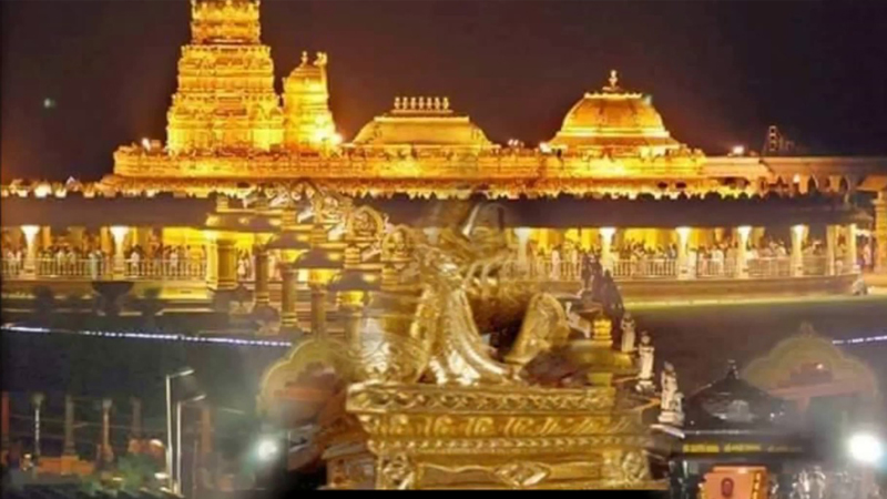tour packages to vellore golden temple from Chennai