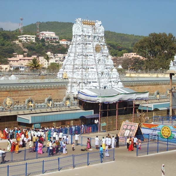 tirupati balaji darshan online booking